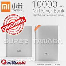 [ORIGINAL100%] Powerbank Xiaomi 5000mAh//10000mAh//16000mAh//20000mAh (GARANSI RESMI)