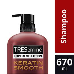 TRESEMME KERATIN SMOOTH SHAMPOO 670ML