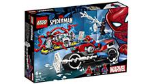 LEGO 76113 Spiderman: Spiderman Bike Rescue