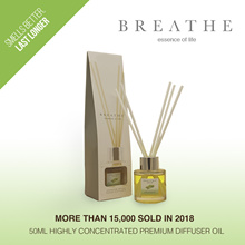 ★★BEST SELLING Reeds Diffuser★★ (50ml) U.P.$29.90 - Smell Better Last Longer Premium Oil