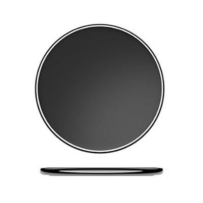 【正品】-Torras圖拉斯蘋果8無線充電器iPhoneX/8plus手機快充三星S9/S8 edge通用底座【輕薄安全快充】黑色輕薄