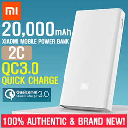 Xiaomi Mi Power Bank Portable Battery Charger QC3.0 Quick Charge