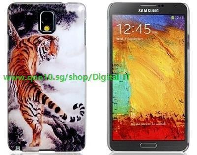 2d28bc7abf0d Tiger Print Plastic Case for Samsung Galaxy Note 3 N9000 N9005 MS1426X
