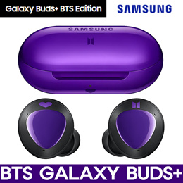 [SAMSUNG] GALAXY BUDS+ BTS / EARPHONE/EARBUDS/Bluetooth/BTS EDITION