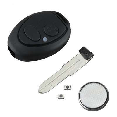 For LAND ROVER DISCOVERY 1 2 TD4 TD5 TDI Remote Key Fob Case Full Repair Kit