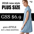 MEXI【16/6 NEW ARRIVALS】2016 New Summer Plus Size Collection /Dress /Blouse/ Skirt/Midi Skirts /T-Shirts