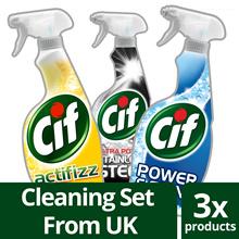 [Cif UK] Exclusive Cleaning Spray Bundle