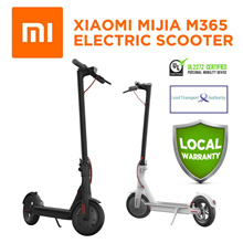 Xiaomi MiJia M365 Electric Scooter | UL2272 Certified | LTA Approved | Local SG Warranty