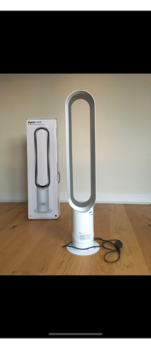 Dyson AM07 Bladeless Tower Fan. Local SG Stock and warranty