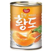 Dongwon Hwang-Do (Yellow Peach) Can 400g