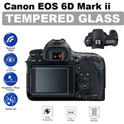 Canon EOS 6D Mark 2 ii Tempered Glass Screen Protector