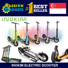 ★100% Authentic★INOKIM Mini+/ Quick3 / Light/ Quick2 MYWAY Passion Electric Scooter Foldable Model