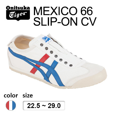 huge selection of 6d985 32d83 Onitsuka Tiger(Japan Release) MEXICO 66 SLIP-ON CV /Onitsuka  tiger/Sneakers/Shoes