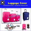 【Free Shipping + Ready Stock】Set of 3 Travel Bag Protector Cover/Shoes Bag/Underwear Cover