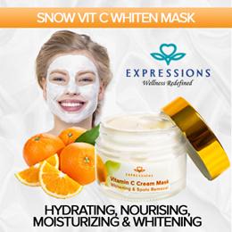 *New Year Sale* Vitamin C Cream Mask (30ml) | Lighten Dark Spots Pigmentation | Whitening