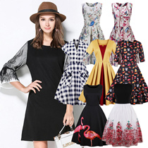 28th/10 new/S-5XL plus size women clothes/retro/korean dress/tops/blouse/shirts/lady dress/work/line