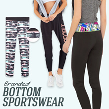 Branded Bottom Collection - Sport Wear - Yoga Pants - Good Quality