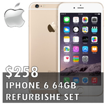 iPhone 6 16GB | 6s 16GB | 6 plus 64GB | Refurbished| No Fingerprint | 1month warranty free qxpress