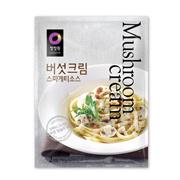 chungjungone Mushroom Cream Pasta Sauce 250g K-FOOD