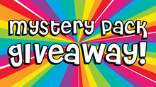 FREE Mystery Pack Giveaways!! Limited time only while stocks last!!