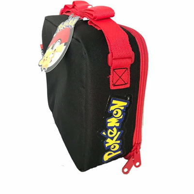 FAB Pokemon Lunch Bag with Adjustable Shoulder Strap - Not Machine Specific 80c7bf6058ff9