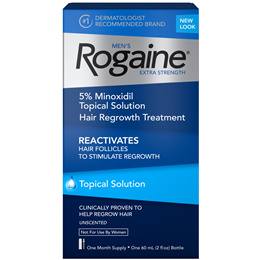 남성용 로게인폼 미녹시딜 마이녹실 헤어 솔루션 5% Minoxidil Rogaine Foam