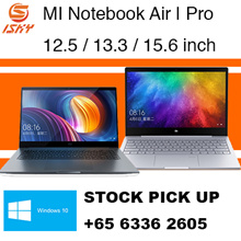 Xiaomi Mi Laptop Mi Notebook 12.5 / 13.3 / 15.6 inch | M3 / i5 / i7 | 4GB / 8 GB / 16 GB RAM | New