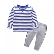 Children s wear children s pajamas set