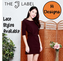 THE J LABEL- LACE DRESS COLLECTION // Nett Pricing // exclusively manufactured by Local Brand