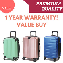 **SALE** High quality 4 Wheel 360-Degree Spinner Luggage