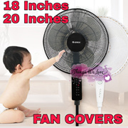 Fan Covers 18 Inches 20 Inches Large Big Net Protector Guard