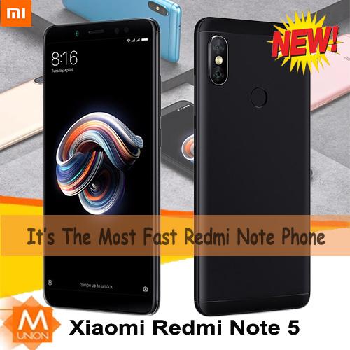 [Super Sale] Xiaomi Redmi Note 5 Pro|13 MP Dual Camera|Snapdragon Octa Core|Dual Sim|Free Warranty Deals for only S$399 instead of S$0
