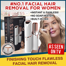 [TV] Flawless Facial Hair Remover