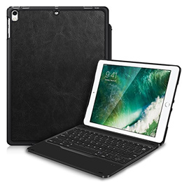 "Fintie Keyboard Case for iPad Air 10.5"" (3rd Gen) 2019 / iPad Pro 10.5"" 2017, Multi-Angle Viewing..."