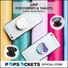 [PopSockets Official Store] Grip For Phones and Tablets Color Collection