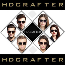 e5503464db8 HDCrafter ProAcme High Definition Night Vision Polarized UV400 Aviator  Sunglasses