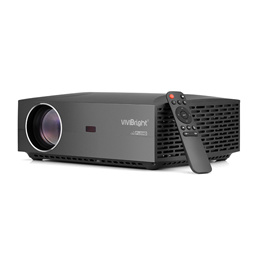 VIVIBRIGHT F30UP LCD Projector Home Entertainment Commercial FHD 1920 x 1080P 4200 Lumens Android +