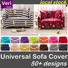 【Universal Sofa Cover! Sofa bed cover】Local seller! Cheap n good!