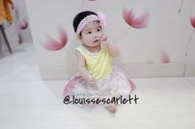 Dress anak perempuan / bayi perempuan import kode 035