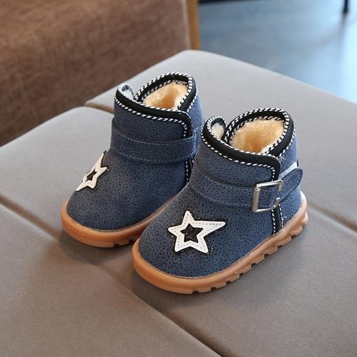 shoes female baby cotton shoes boy sh