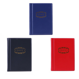 4fdce4e6376 120 Coins Collection Storage Album Mini Penny Pockets Money Album Book  Collecting Coin Holders