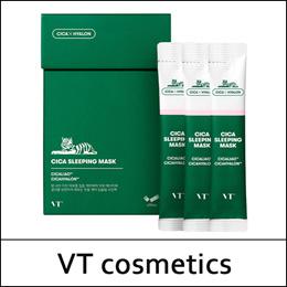[VT Cosmetics] (bo2.5) Cica Sleeping Mask (4ml*30ea) 1 Pack