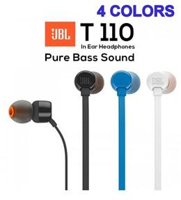 JBL T110 In-ear headphones