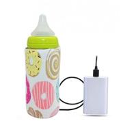 Portable USB Travel Baby milk Bottle Warmer Heater  Pouch