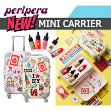 [READY STOCK] PERIPERA Limited Edition Luggage Set ~4pcs in one shipping rate