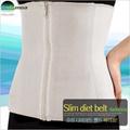 [Diet Slim Belt - Waist 1ea] Diet Beauty Sauna Massage zipper Health Body temperature sweat