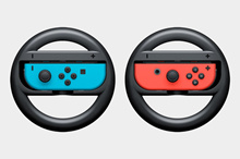 Nintendo Switch Joy-Con Steering Wheel Controller Grips (2 pack)