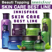 SUPER SALE!!★BEST SKIN CARE COLLECTION [innisfree] Green Tea / Orchid / Volcanic /Jeju Seawater