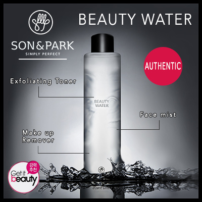 [YK]?FREE SHIPPING?Son and Park Beauty Water 340ml | Authentic from Korea Deals for only S$49.9 instead of S$0