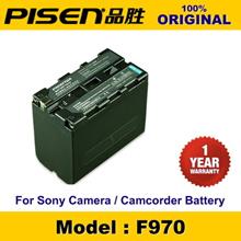 100% Original PISEN Camera Battery NP-F970 Sony DCR-TV900 DCRTV900 DCR-VX1000E DCRVX1000E GV-A500E G